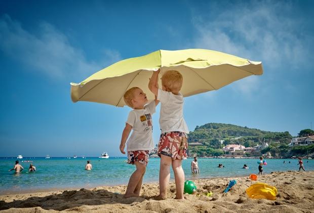 La importancia de viajar para la mente de los niños