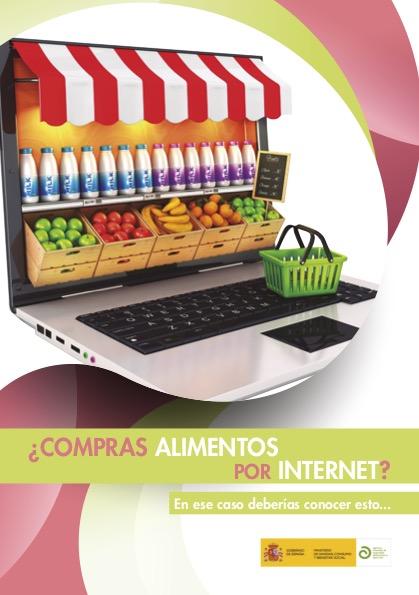 Consejos para la compra segura de alimentos en internet