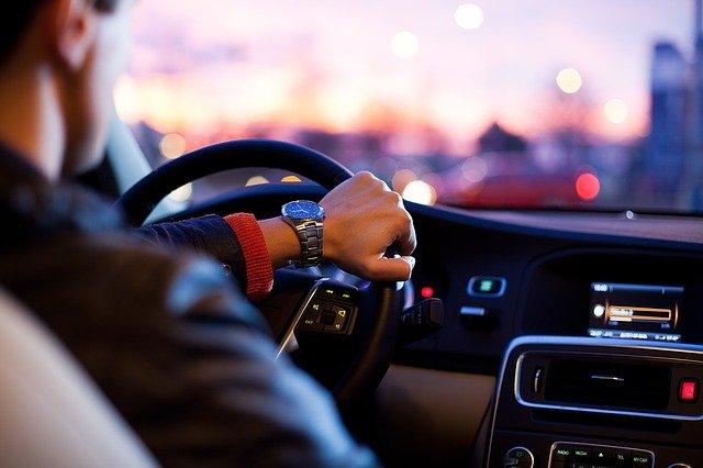 Conducir en el trabajo