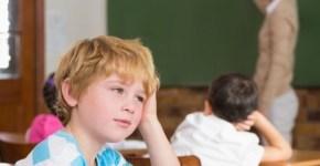 Trastorno por déficit de atención con hiperactividad o TDAH en niños