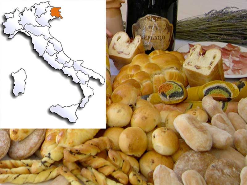 Pane tipico Friuli Venezia Giulia  Alimentipedia