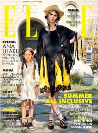 ELLE – the cover girl(s)