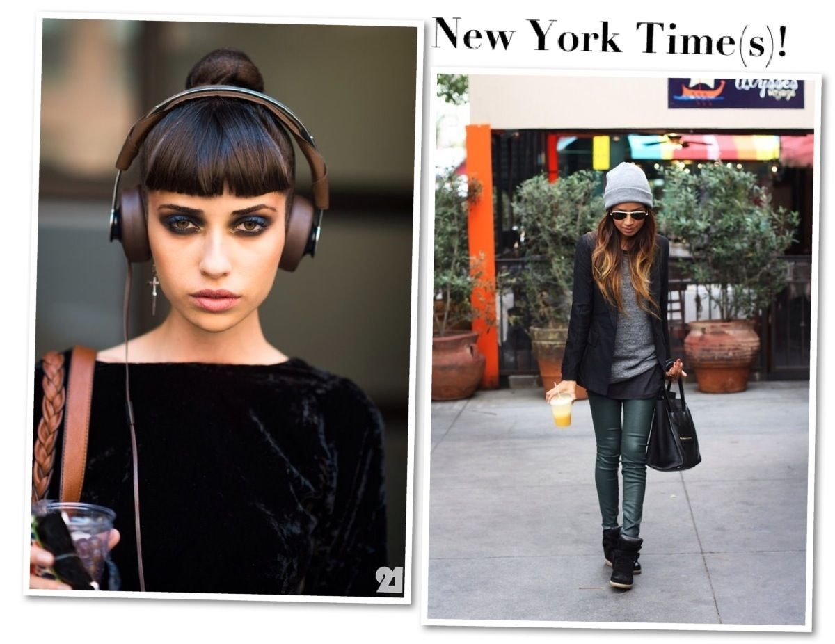 NEW YORK STREET STYLE |  trend by Medeea S.