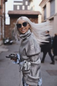 #MFW: Blonde Metallica in Annakiki