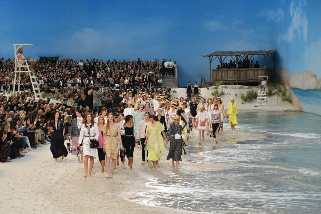 In The News: Chanel, Burberry, Moschino X H&M