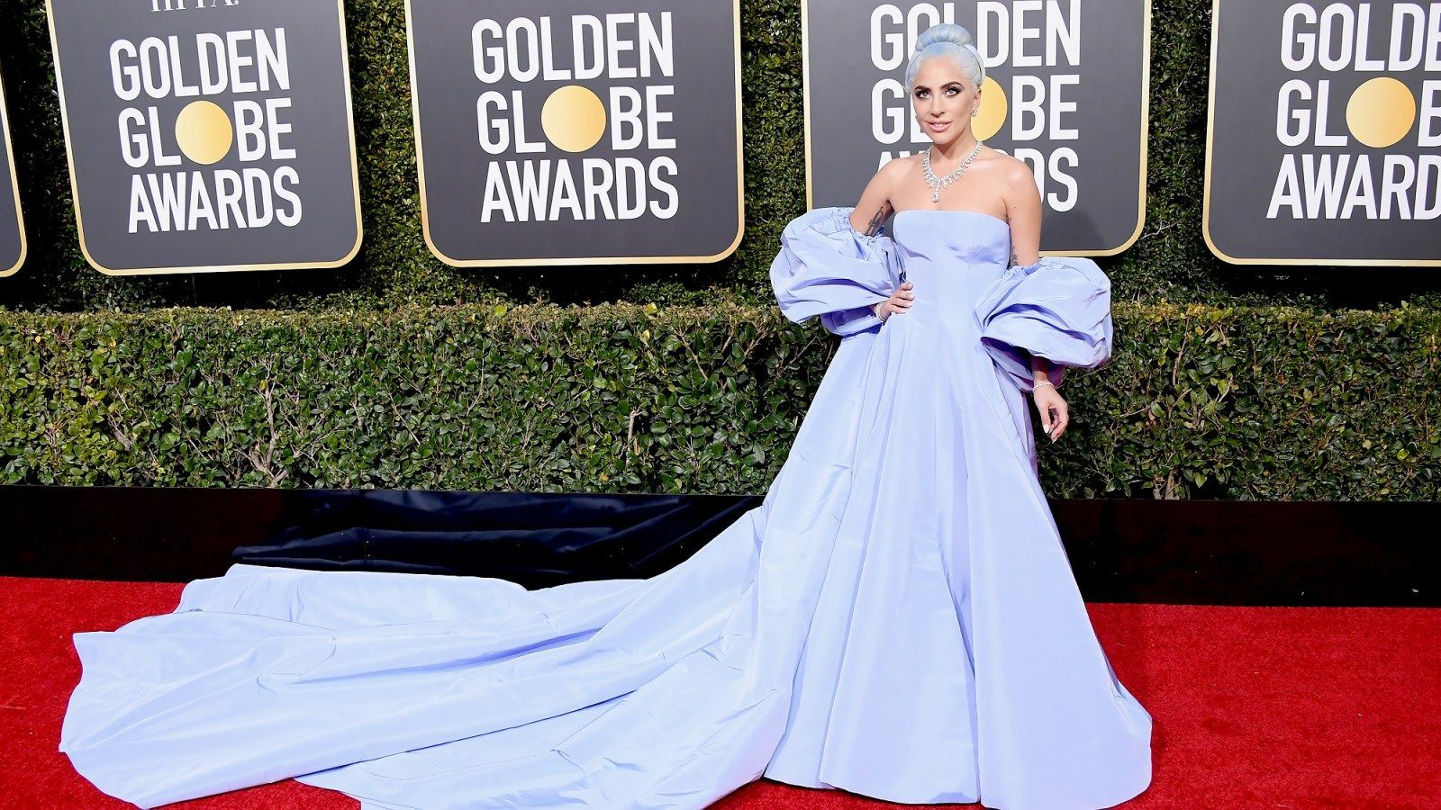 Golden Globes 2019: A Red Carpet Catwalk