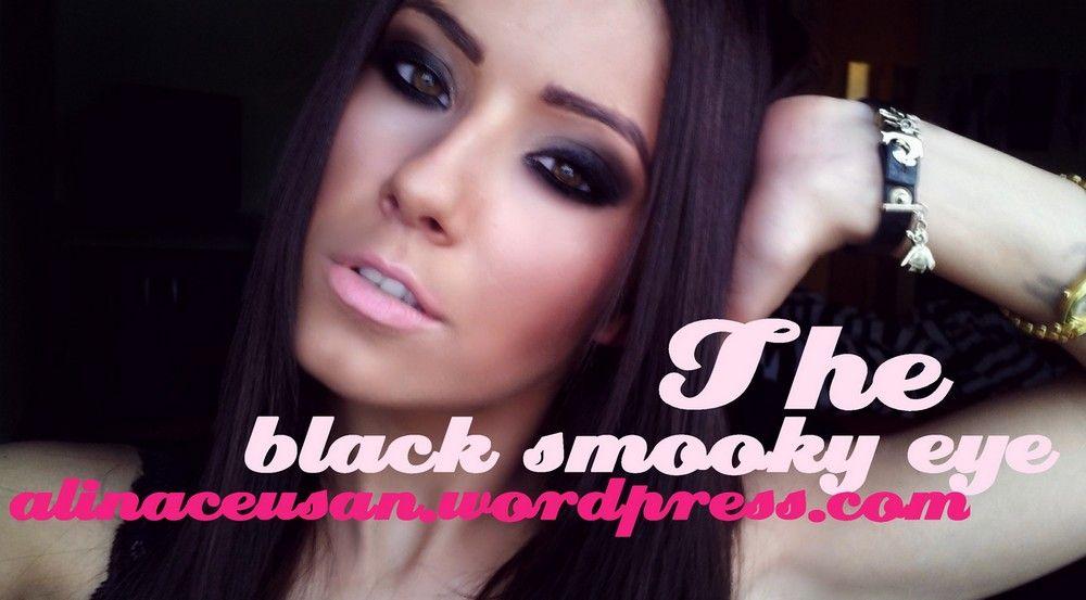 Smooky eye – carbon black