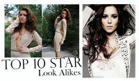 TOP 10 STAR look alikes