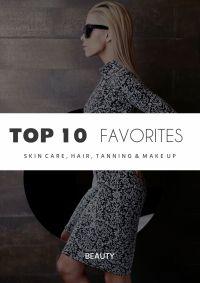 TOP 10 PRODUSE DE BEAUTY