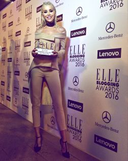 Elle Blogging Awards