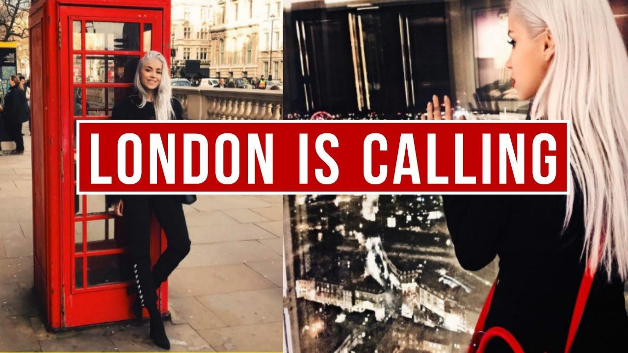 VLOG #8: When London is calling and you get on the plane…