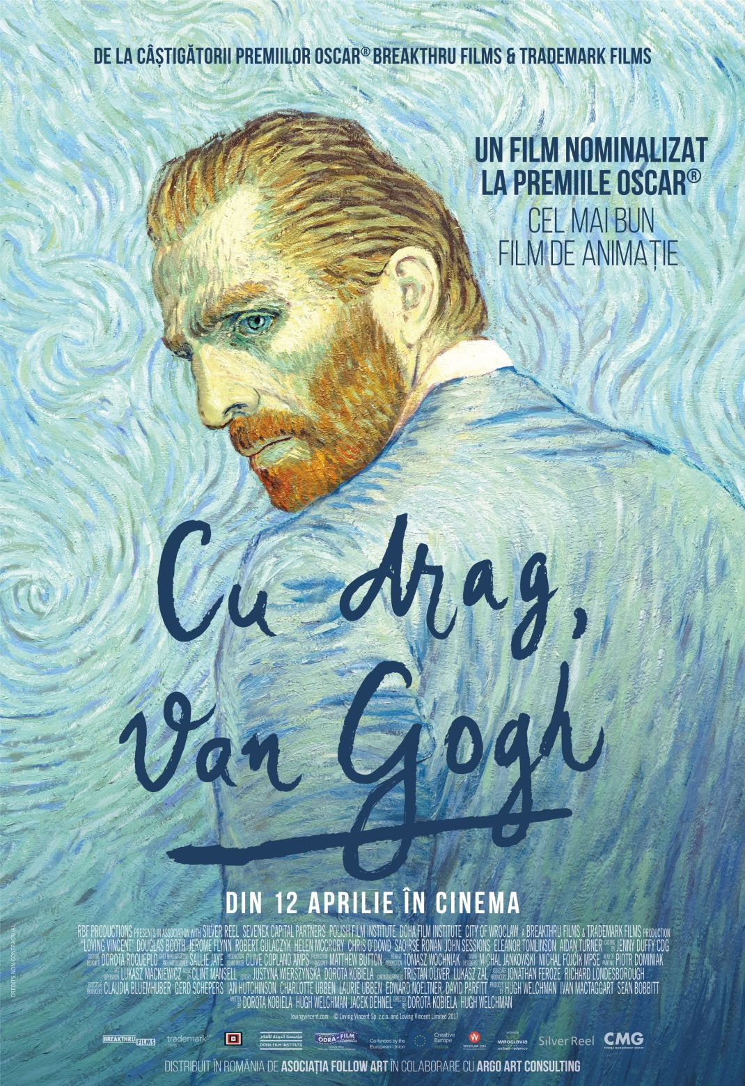 Filmul Loving Vincent