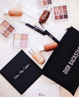 All you need to know about the #DiorBackstage collection
