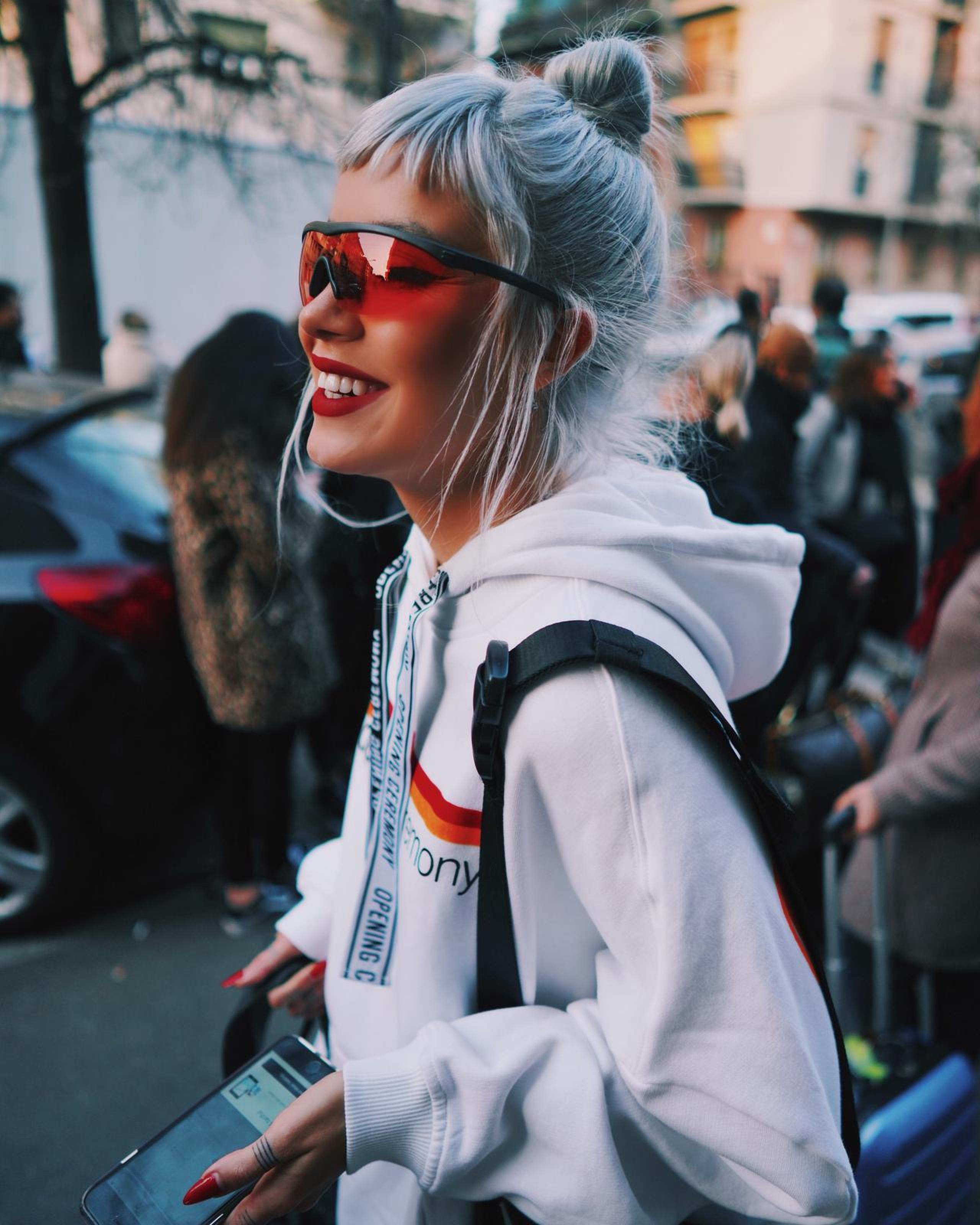 Milan Fashion Week – DAY 1 | LOOK 2