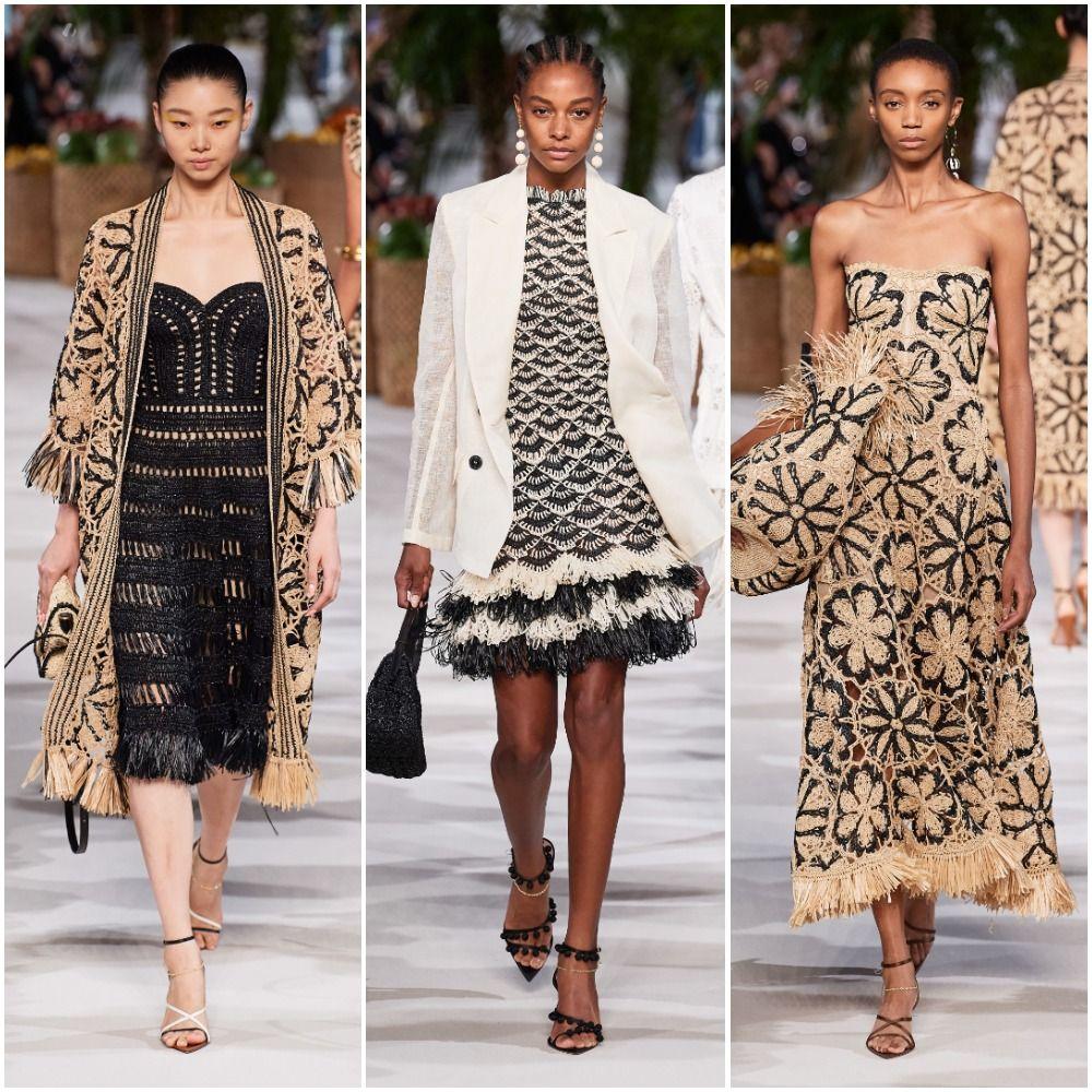 Fashion Report: SPRING/ SUMMER 2020  BY OSCAR DE LA RENTA