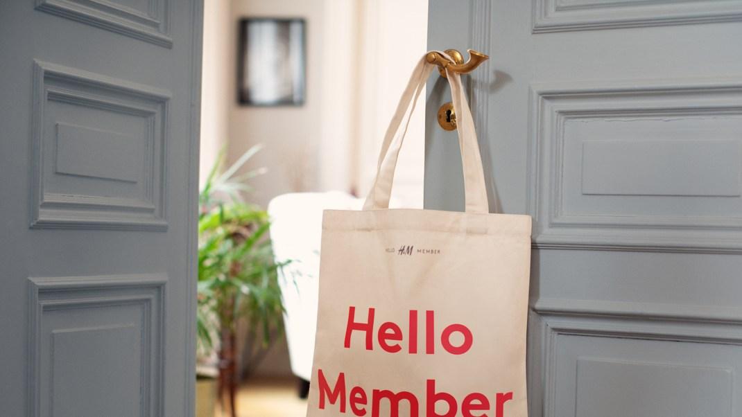 H&M Plus Membership Whisper