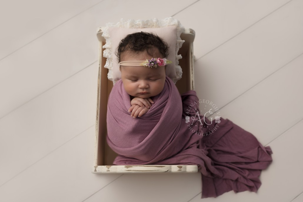 Dallas Newborn Photographer Baby Gigi 5