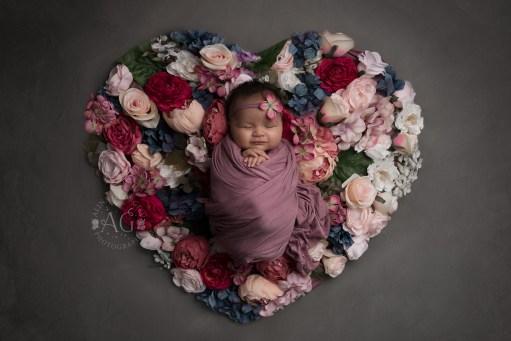 Dallas Newborn Photographer Baby Gigi 2