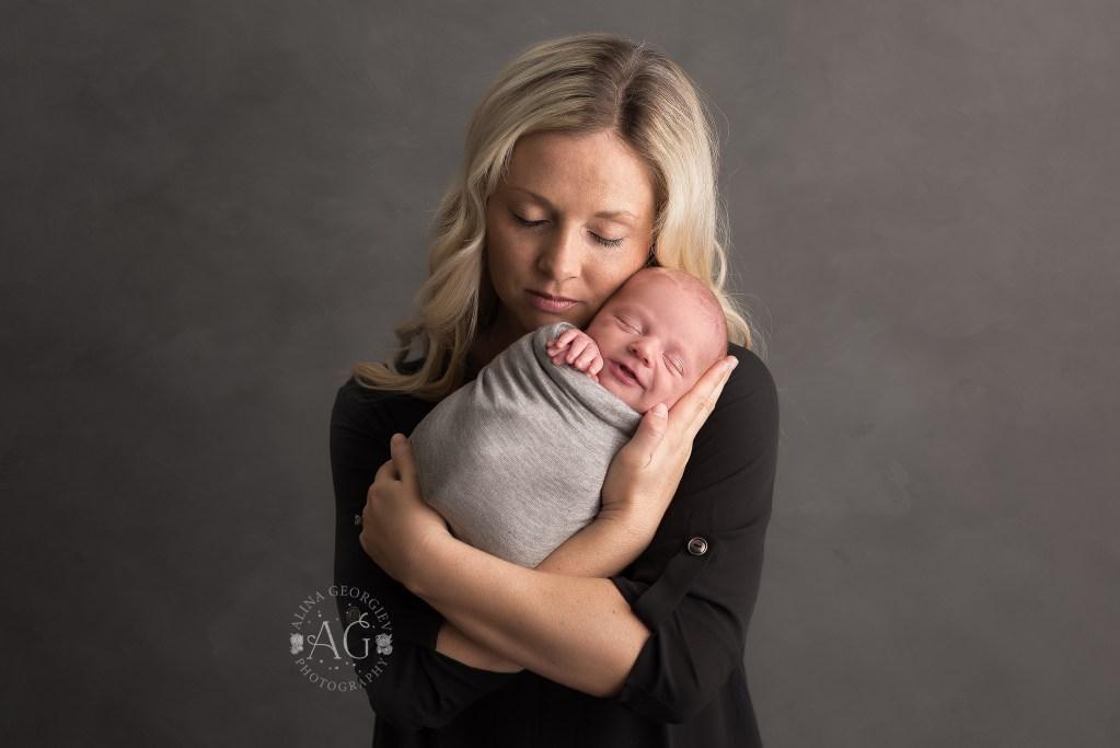 Plano Newborn Photographer | Baby Hawkins
