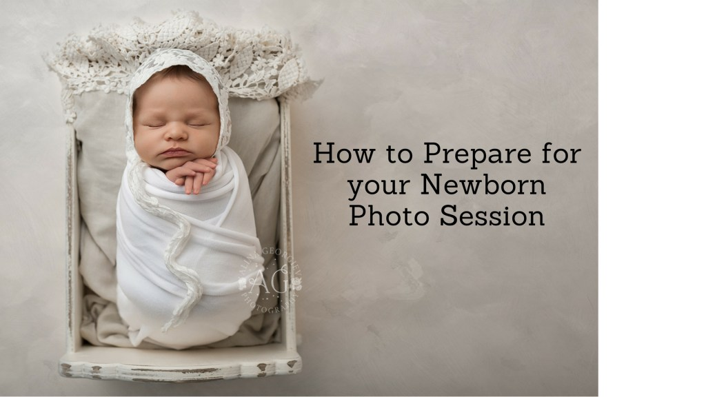 Plano Newborn Photographer | 7 Tips on How to Prepare for your Newborn Session