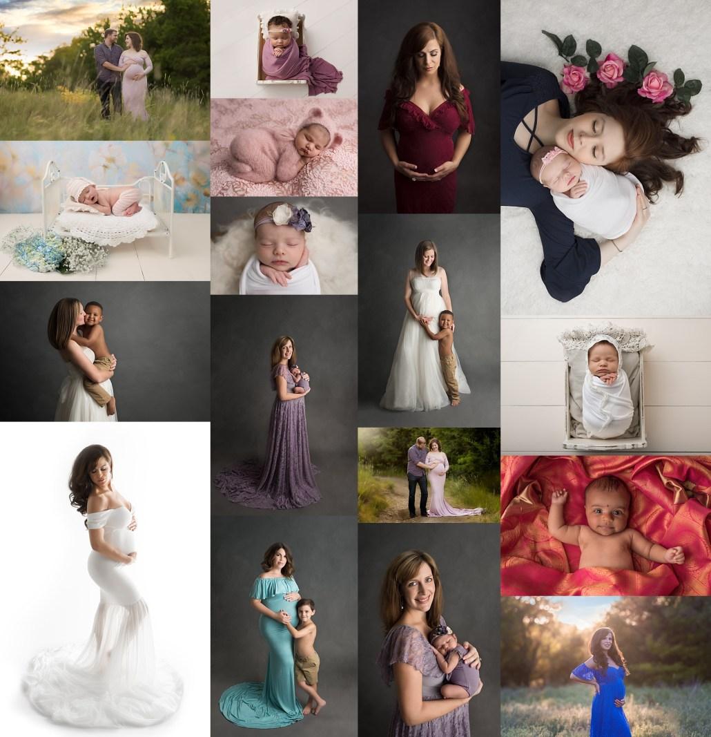 Plano Newborn Maternity Photographer