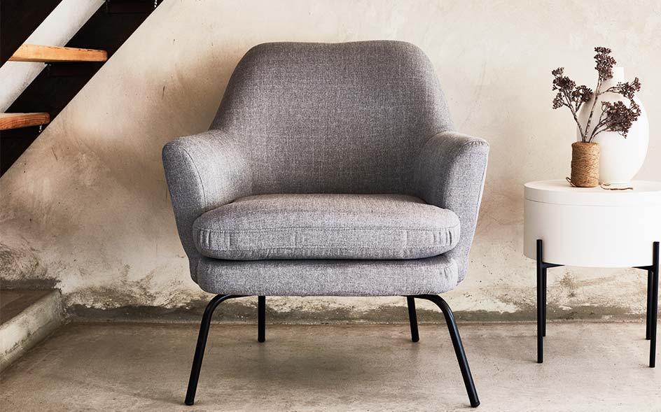 fauteuil en tissu meubles et