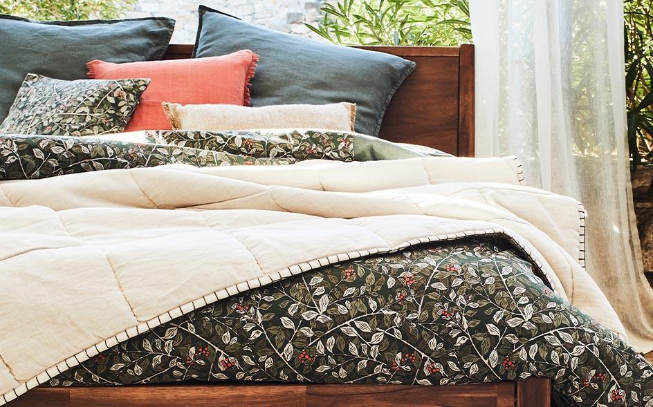 linge de lit parure de lit linge de