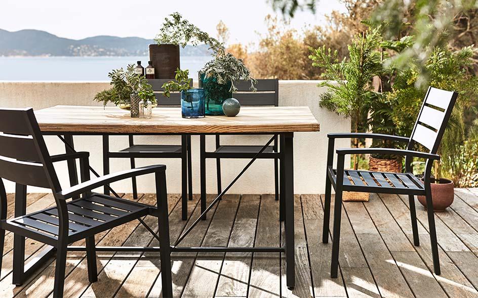 meubles de jardin alinea