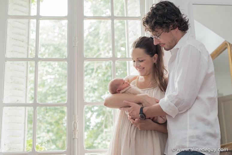 photographe nouveau né à domicile, orgeval