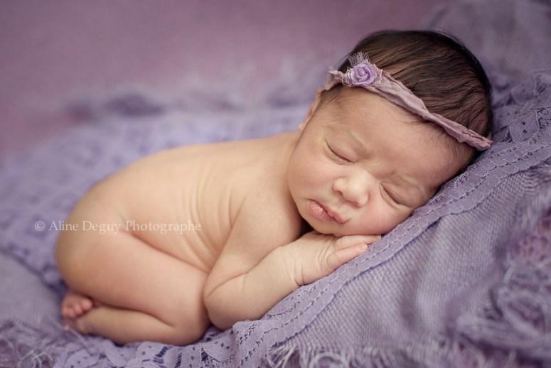 Photographe nouveau-né, 92, 91, 93, 94, 95, 77, 78, 60, 75, Paris, Nanterre, bébé endormi, Anne Geddes