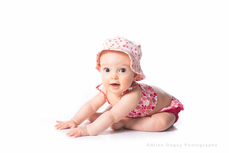 Photo bébé publicité, magazine, presse, Aline Deguy, Photographe enfant