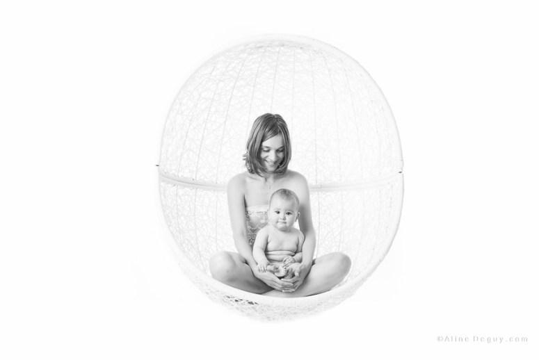 photographe bébé studio paris