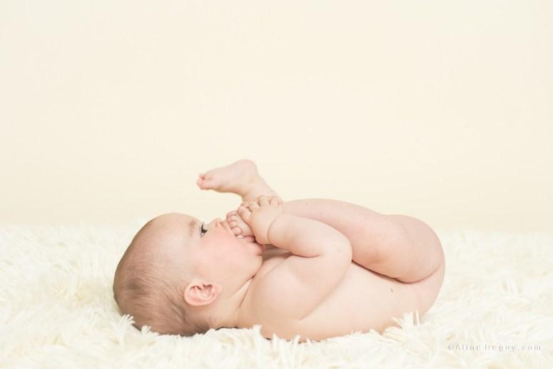 photo bébé publicité