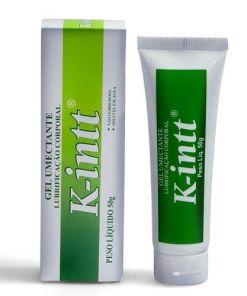 O Lubrificante K-Intt é umectante e hidratante corporal. Tem água como base, o que promove uma lubrificação discreta e segura. Ele não é gorduroso e não tem cheiro, sendo facilmente removível.
