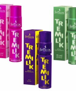 Tremilik Spray Eletrizante 15ml