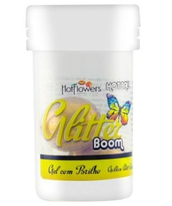 Hot Ball Glitter Boom Hot Flowers