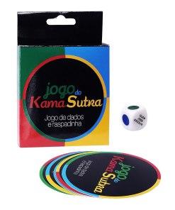 Jogo do Kama sutra com Dado e Raspadinha