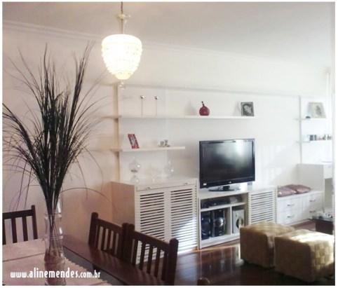 Apartamento na Gávea