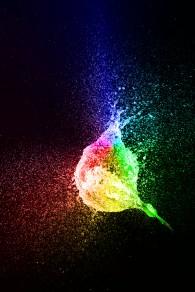 Culori adaugate prin gradienti in post-procesare