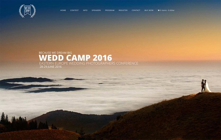 Wedd Camp Conference Featured