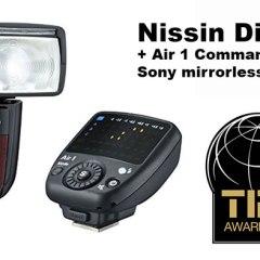 Utilizare Nissin Di700A kit Air 1 – cum il setez