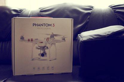 Vand DJI Phantom 3 Pro