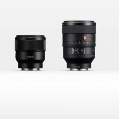 Sony anunta 2 noi obiective si un blit: 100mm 2.8 STF si 85mm 1.8