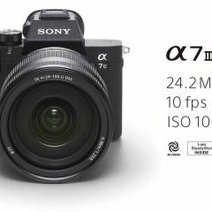 Sony A7 III – inapoi la modelul de baza
