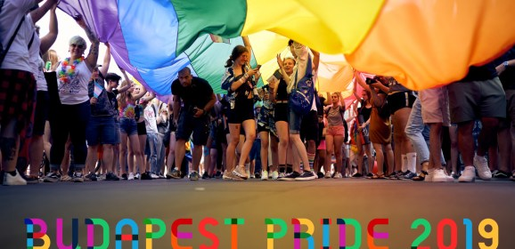 Photos from Budapest Pride 2019