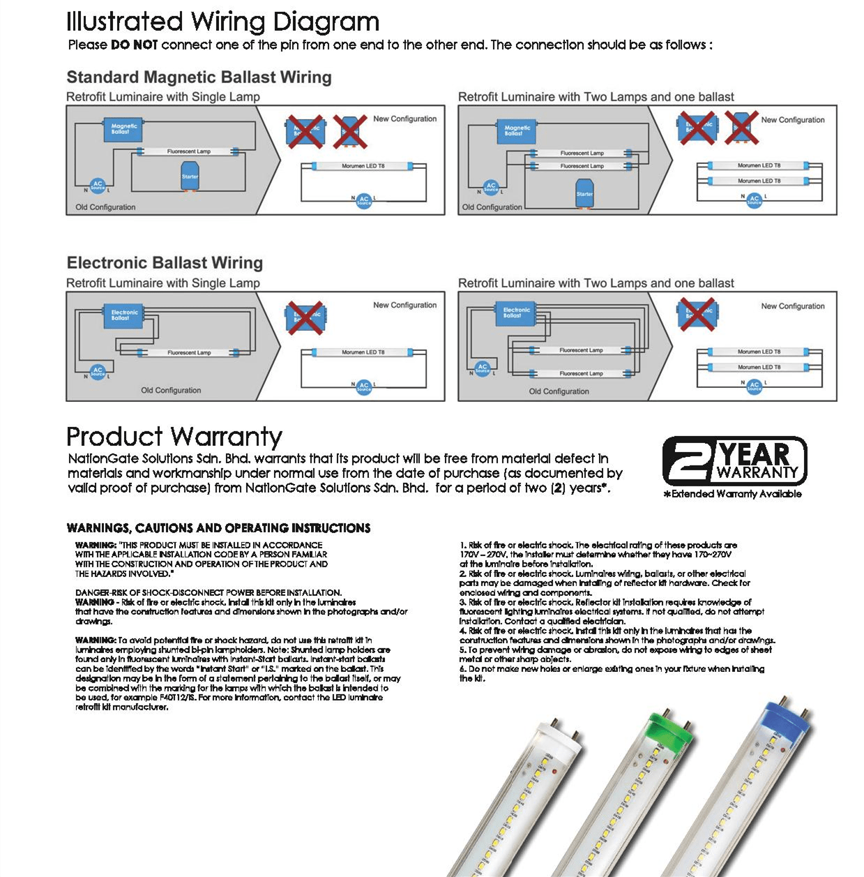 t12 to t8 wiring | wiring diagram t magnetic ballast wiring diagram on  fluorescent light ballast