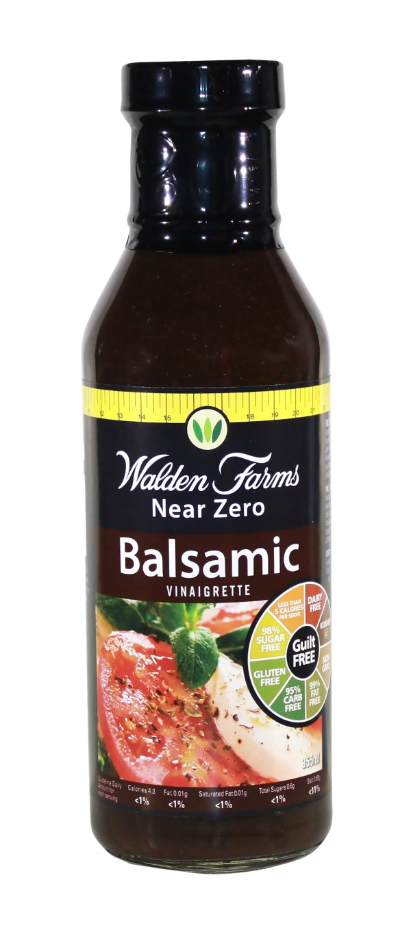 Balsamic Vinaigrette Walden Farms View our products at