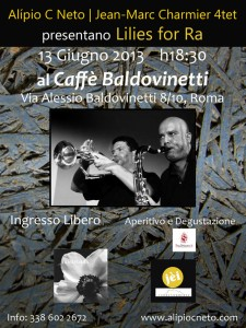 Lilies a Baldovinetti