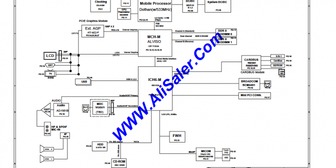 Samsung NP-R55 FIRENZE Rev:1.0 Schematic Diagram