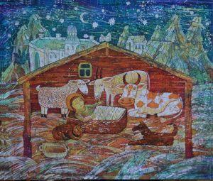 batik - Nativity-120х150hot-batik-2015